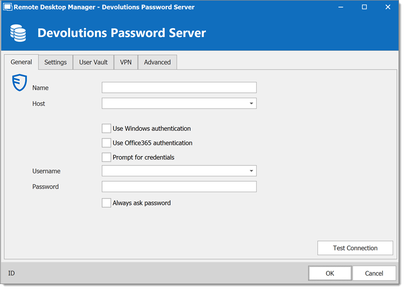 Devolutions Password Server - General